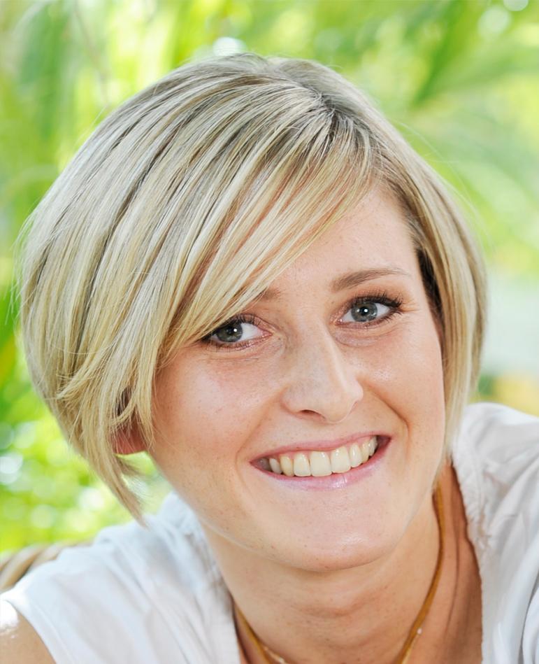 Christina Lutz, Diplom-Sportlehrerin